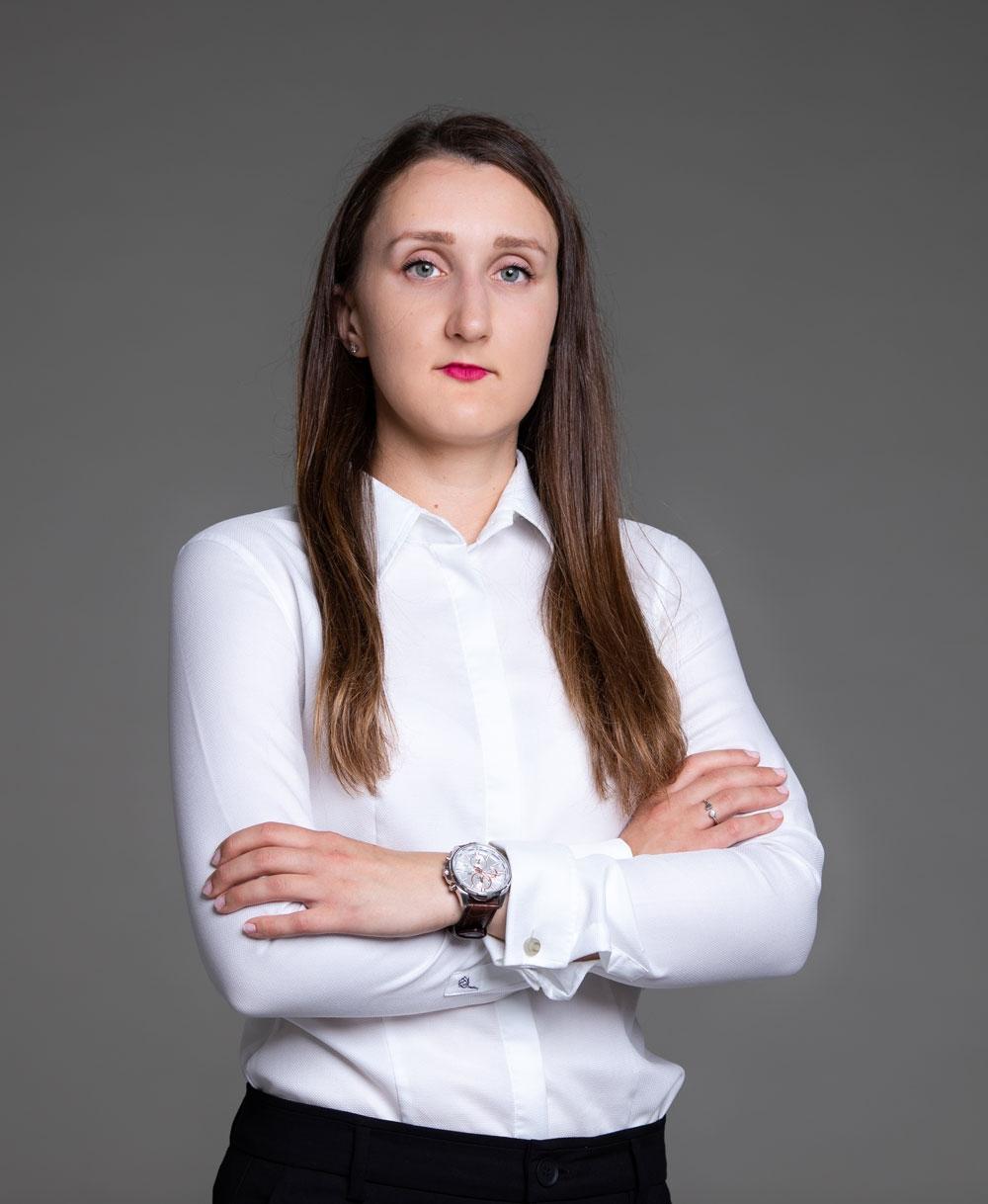 aplikant adwokacki Agnieszka Zabłocka